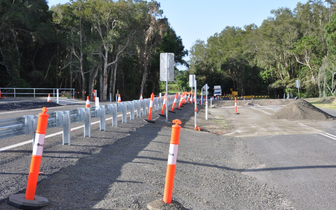 MOUNT LINDESAY HIGHWAY – NORTH MACLEAN SAFETY IMPROVEMENTS